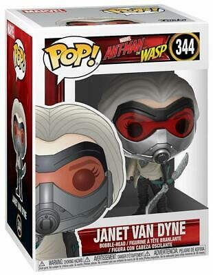 Funko Pop Marvel: Ant-Man and the Wasp - Janet Van Dyne Collectible Figure