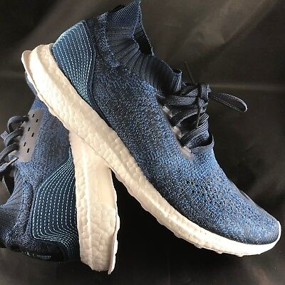 6d8610e247a2c ADIDAS ULTRA BOOST Uncaged Parley Legend Blue Core BY3057 11.5 46 ...