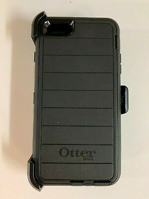 Otterbox Defender Pro Series Case for iPhone 6 Plus 6s Plus w/ Holster Black