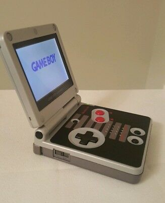 Nintendo Gameboy Advance Sp Nes Gba Sp System Ags 101 Mint (Brighter Screen)