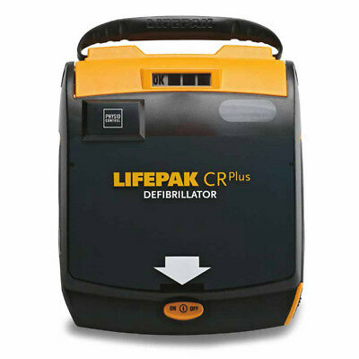 Physio Control Lifepak CR Plus - Fully Automatic - Cat# 80403-000178- Brand New