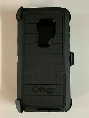 Otterbox Defender Pro Series Case for Samsung Galaxy S9+ Plus with Holster Black