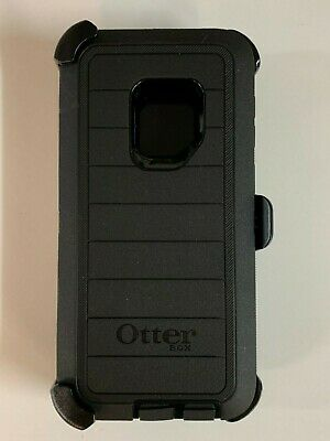 Otterbox Defender Pro Series Case for Samsung Galaxy S9 with Holster Black