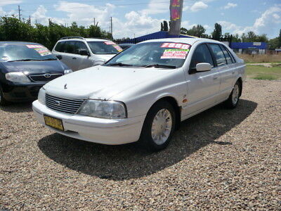 2001 Ford Fairlane Ghia AU Series II 4.0 6cyl Sedan Genuine low km Country Car
