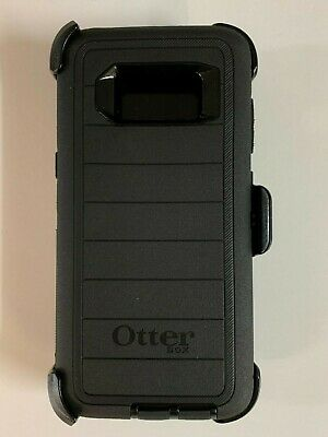 Otterbox Defender Pro Series Case for Samsung Galaxy S8 with Holster Black