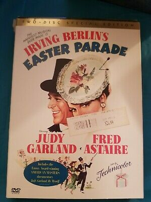 Irving Berlin's Easter Parade DVD 2-Disc Special Edition Factory Sealed