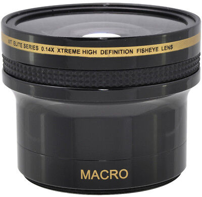 New Super Ultra Wide Angle Macro Fisheye Lens For Nikon AF Digital Camera DSLR