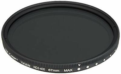 K F Concept ND filter KF-NDX67 variable 67 mm NDX dimming range ND2 ND4... JAPAN