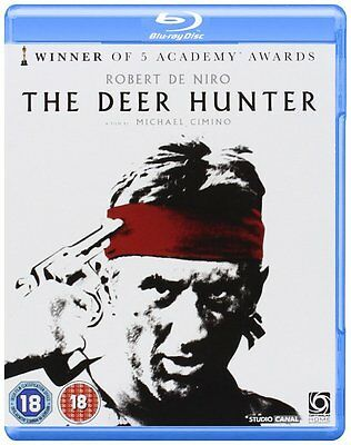 The Deer Hunter (Blu-ray) *BRAND NEW*