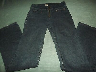 JUNIORS MISS SIXTY STRETCH DENIM JEANS sz 30 MADE IN ITALY