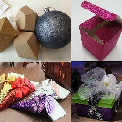 Glitter Handmade Paper for Craft Cardmaking and Scrapbooking FW