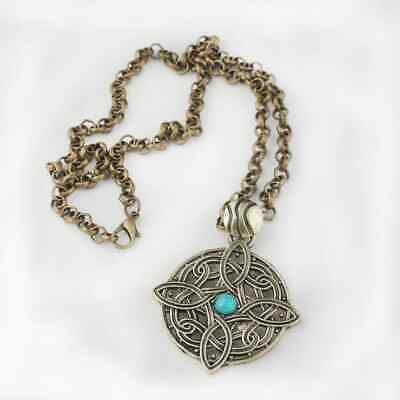 The Elder Scrolls V:Skyrim Necklace Amulet of Mara Cosplay Skyrim Pendant