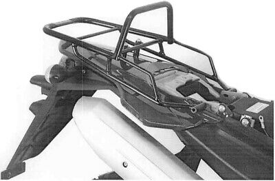 Yamaha XT 125 R/X Pipe Luggage Rack / Topcase Carrier Black BY HEPCO AND BECKER
