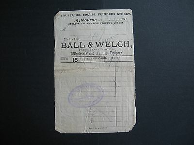 Ball & Welch Family Drapers