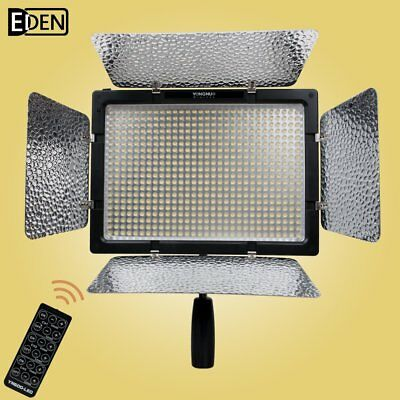 Yongnuo YN-600L 600 LED Studio Video Light 3200k-5500k for Canon Nikon Camcorder