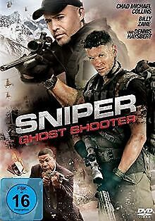 Sniper: Ghost Shooter by Don Michael Paul | DVD | condition very good