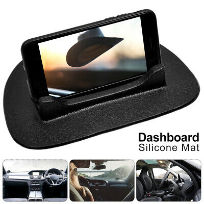 In Car Dashboard Holder Non Anti Slip sticky Mat Pad Mount For Phone Tablet GPS