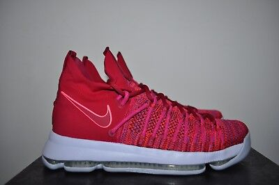 quality design 5d9c6 376d4 Nike Zoom KD 9 Elite Palest Purple UK8.5 US9.5 EU43 Basketball Kevin