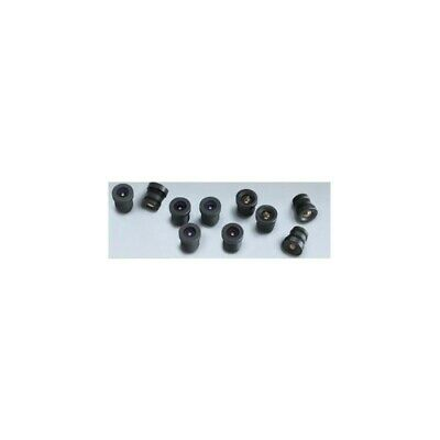 Axis - Lens M12 MP 6mm 10 Pack Negro