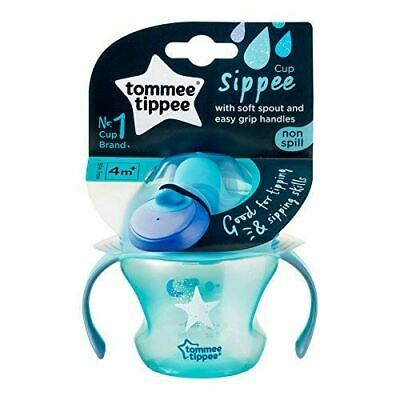 Tommee Tippee Sevrage sippee Cup Baby Girl │ BPA Free │ Non Spill │ Soft bec │ pour 4m+