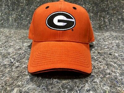 4edbd335c23 University Of Georgia Bulldogs Embroidered Hat Ball Cap - UGA Football -  Dawgs