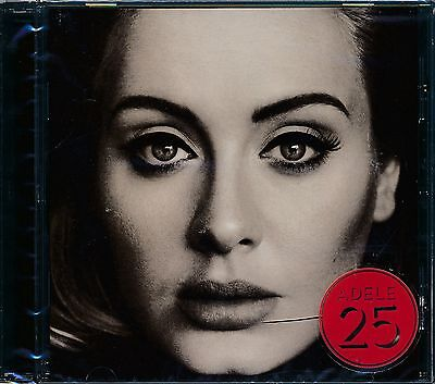 Adele 25 CD NEW Sweetest Devotion Hello I Miss You Remedy GRAMMY WINNER