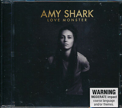 Amy Shark Love Monster CD NEW I Got You Adore All Loved Up