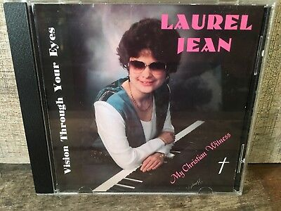 Vision Through Your Eyes My Christmas Witness by Laurel Jean CD 1997