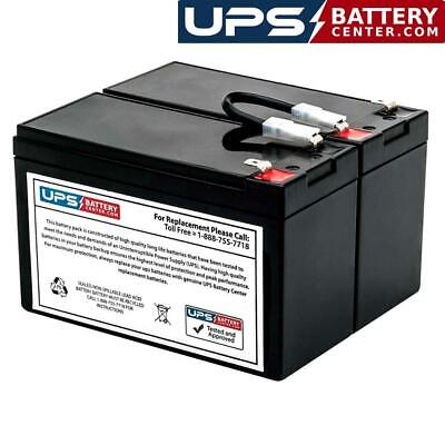 APCRBC132 Compatible Replacement Battery Pack by UPSBatteryCenter
