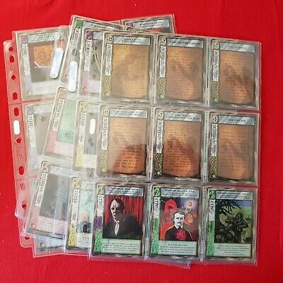 Mythos CCG Limited Complete Cthulhu Rising Expansion (Chaosium Lovecraft Cthulhu