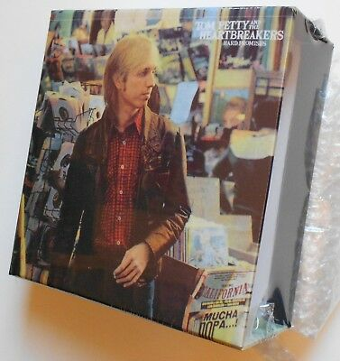 Tom Petty And The Heartbreakers Hard Promises Box For Japan Mini Lp Cd   G03