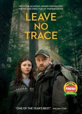 LEAVE NO TRACE (Region 1 DVD,US Import,sealed)