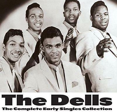 THE DELLS The Complete Early Singles Collection NEW & SEALED R&B CD (HALLMARK)