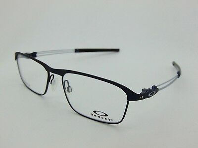 9ffd637c52 NEW OAKLEY TRUSS ROD OX5124-0353 Matte Midnight Titanium 53mm Rx Eyeglasses