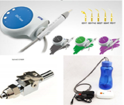 Woodpecker DTE Ultrasonic Scaler D5 LED + Auto Water Bottle Supply + Connector