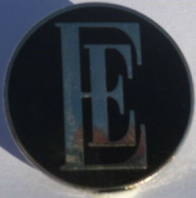 English Electric - EE - Logo - Roundel Enamel Pin Railway Badge by the C37LG