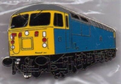 Class 56 - Grid - BR Blue Livery Enamel Pin Railway Train Badge by the C37LG