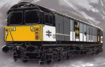 Class 58 Triple Grey Coal Sector Livery Enamel Pin Railway Badge by the C37LG