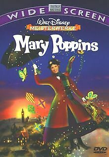 Mary Poppins by Robert Stevenson | DVD | condition good