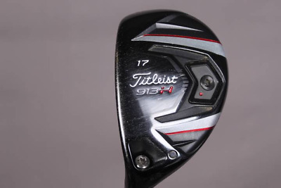 Leist 913h 2 Hybrid 17 Stiff Left Handed Graphite Golf Club 5474