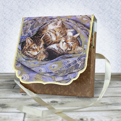 MC CRAFTERS new  3 FOR 1 - CARD MAKING kit by HUNKYDORY- PAWS + FREE 3