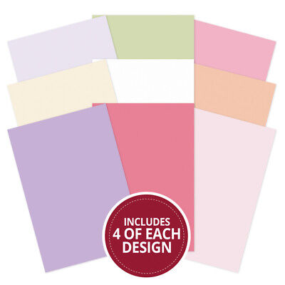 Pick of the BUNDLES-BRAND new LUXURY CARD Makers..CARDS  -PEARL BLOSSOMS ..3 Fo1