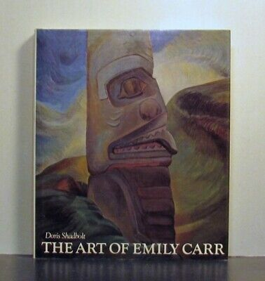 The Art of Emily Carr, Canadian Artist,    Canada
