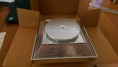 Quality 10cm HANKSCRAFT shop display turntable - ball bearing supported table.