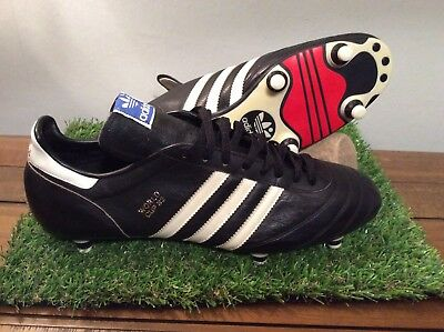 ADIDAS VINTAGE SHOES WORLD CUP 82 NEW IN BOX FOOTBALL RARE