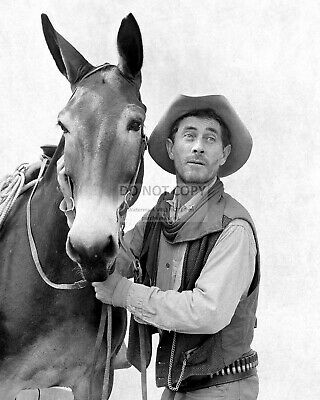 "Ken Curtis As ""Festus"" In The Cbs Program ""Gunsmoke"" - 8X10 Photo (Fb-176)"
