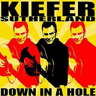 Sutherland, Kiefer - Down In A Hole CD Warner Music Nashville NEU