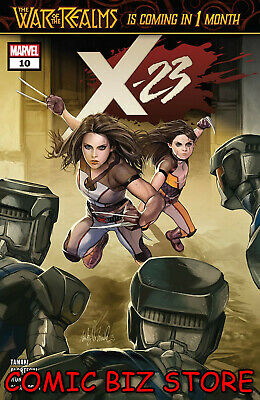 X-23 #10 (2019) 1St Printing Ashley Witter Main Cover Bagged & Boarded Marvel