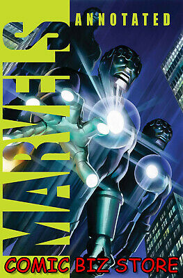 Marvels Annotated #2 (Of 4) (2019) 1St Printing Alex Ross Main Cover ($7.99)