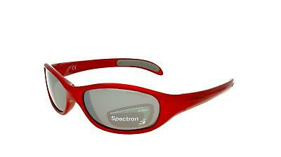 """Julbo Childrens Sunglasses """"Coach"""" Boys Girls 2 - 6 Years Case Included Red"""